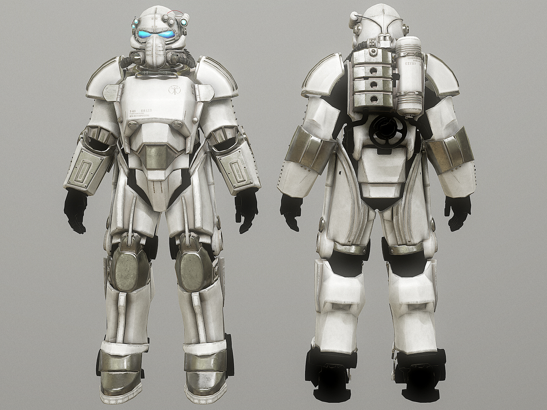 how to make power armor